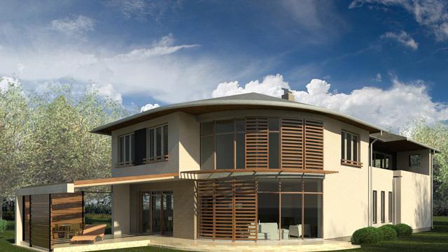 3D návrh domu - Obrázok č. 21