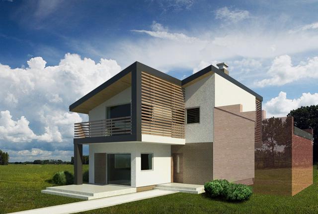 3D návrh domu - Obrázok č. 19