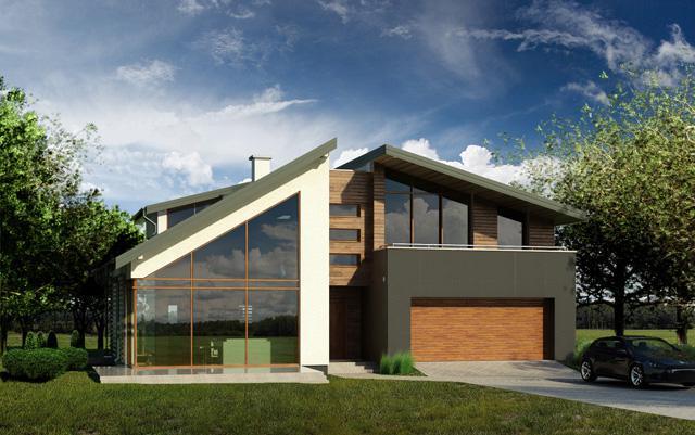 3D návrh domu - Obrázok č. 24