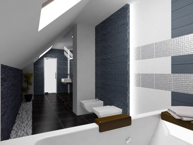3D návrh kúpelní - Obrázok č. 32