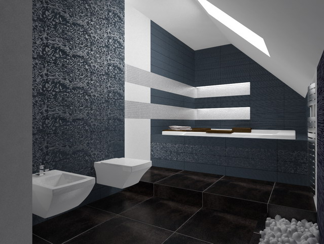 3D návrh kúpelní - Obrázok č. 33