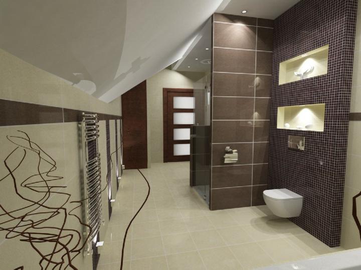 3D návrh kúpelní - Obrázok č. 35