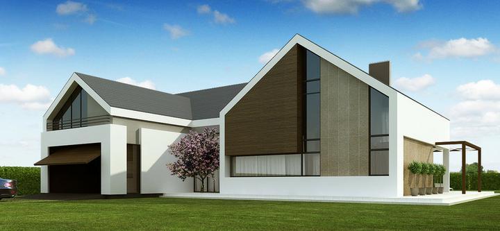 3D návrh domu - Obrázok č. 25