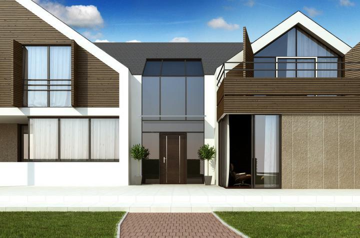 3D návrh domu - Obrázok č. 28