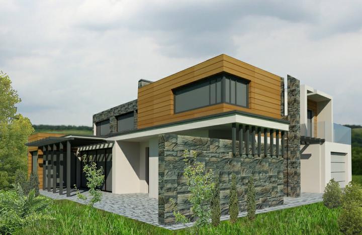 3D návrh domu - Obrázok č. 31