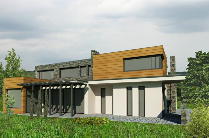 3D návrh domu - Obrázok č. 32