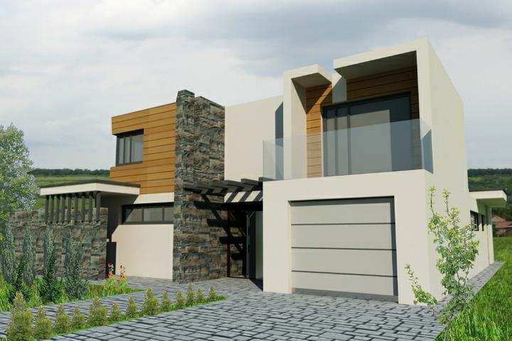 3D návrh domu - Obrázok č. 34
