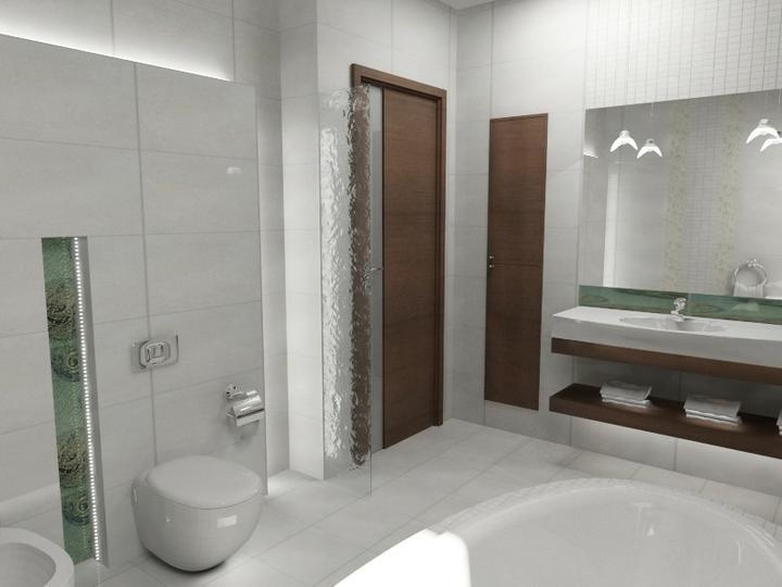 3D návrh kúpelní - Obrázok č. 36