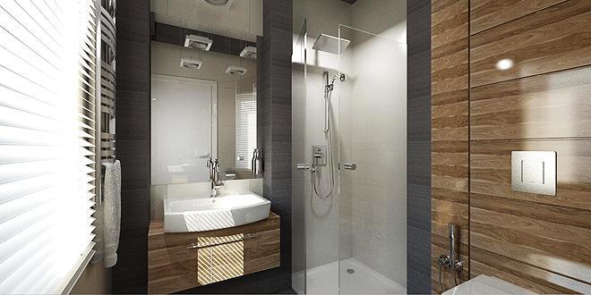 3D návrh kúpelní - Obrázok č. 42