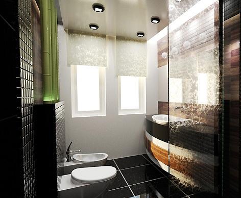 3D návrh kúpelní - Obrázok č. 44