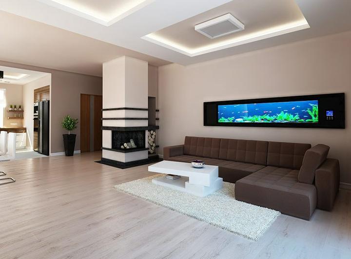 3D návrh obývačky - Obrázok č. 4