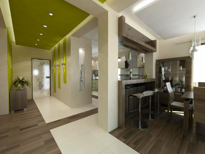 3D návrh obývačky - Obrázok č. 3
