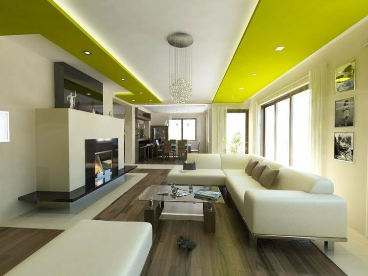 3D návrh obývačky - Obrázok č. 1
