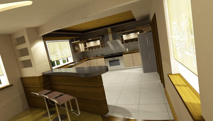 3D návrh kuchýň - Obrázok č. 11