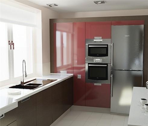 3D návrh kuchýň - Obrázok č. 4