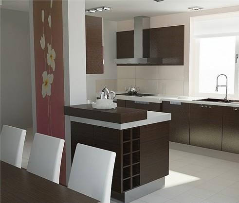3D návrh kuchýň - Obrázok č. 5