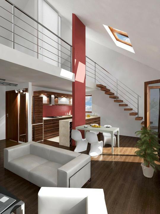 3D návrh obývačky - Obrázok č. 15