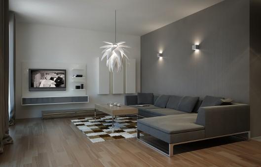 3D návrh obývačky - Obrázok č. 16