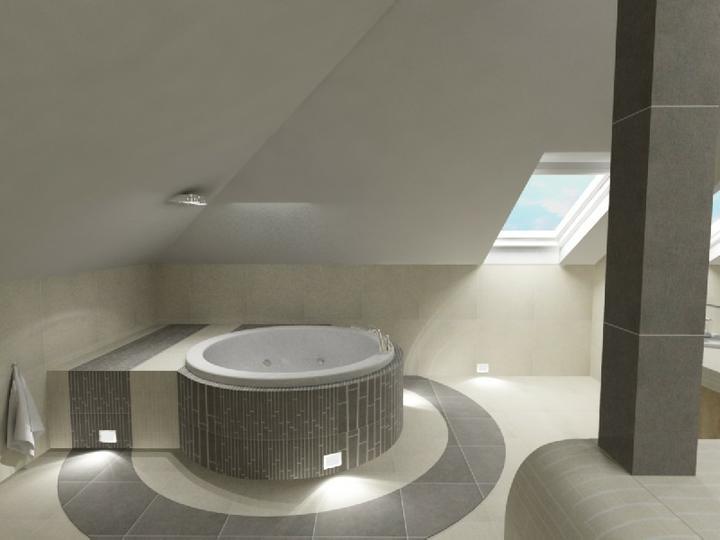3D návrh kúpelní - Obrázok č. 49