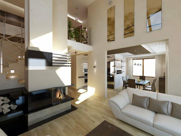 3D návrh obývačky - Obrázok č. 20