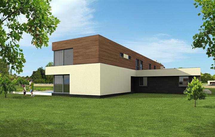 3D návrh domu - Obrázok č. 35