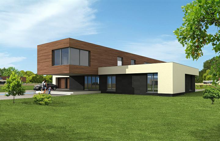 3D návrh domu - Obrázok č. 36