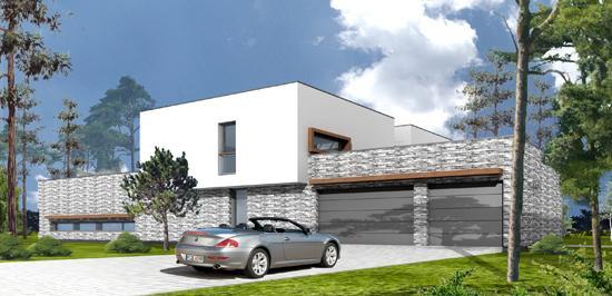 3D návrh domu - Obrázok č. 38