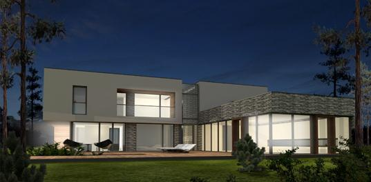 3D návrh domu - Obrázok č. 40