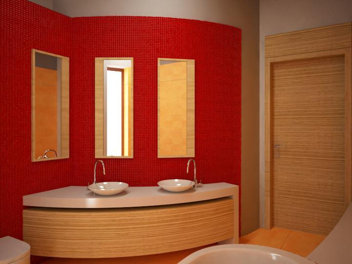 3D návrh kúpelní - Obrázok č. 26