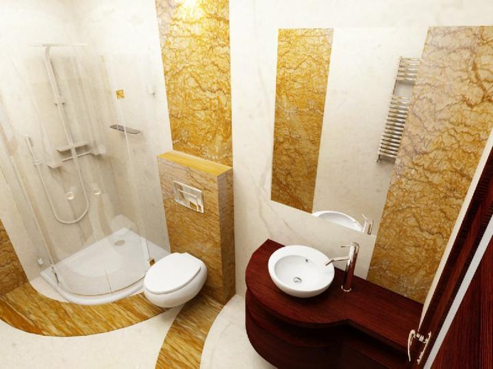 3D návrh kúpelní - Obrázok č. 50