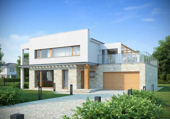 3D návrh domu - Obrázok č. 41