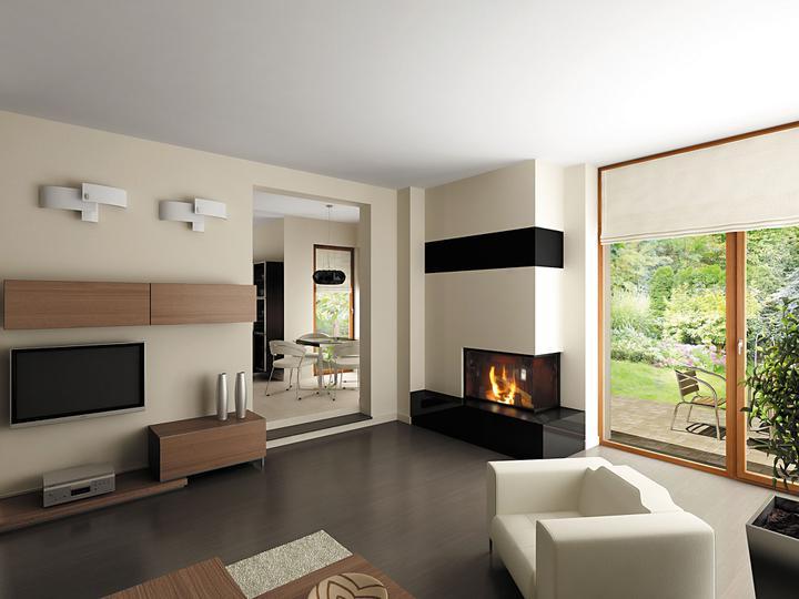3D návrh obývačky - Obrázok č. 23