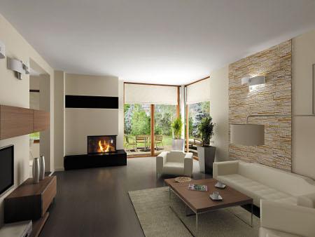 3D návrh obývačky - Obrázok č. 24