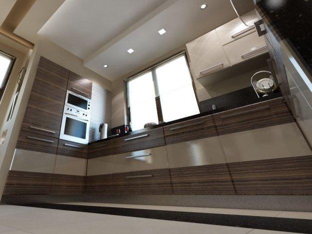3D návrh kuchýň - Obrázok č. 24