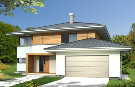 3D návrh domu - Obrázok č. 42