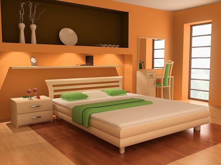 3D návrh spálni - Obrázok č. 9