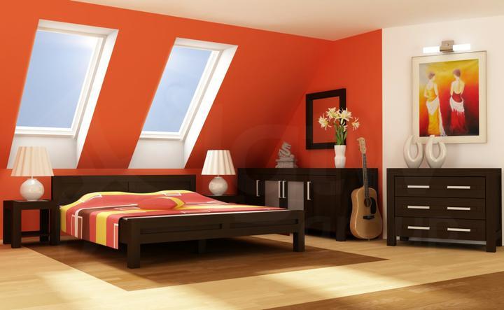 3D návrh spálni - Obrázok č. 12