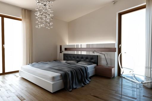 3D návrh spálni - Obrázok č. 11