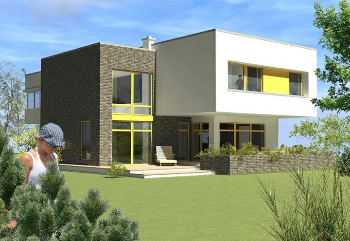 3D návrh domu - Obrázok č. 47