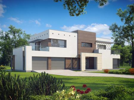 3D návrh domu - Obrázok č. 45
