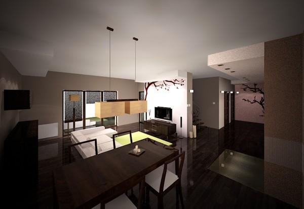 3D návrh obývačky - Obrázok č. 33