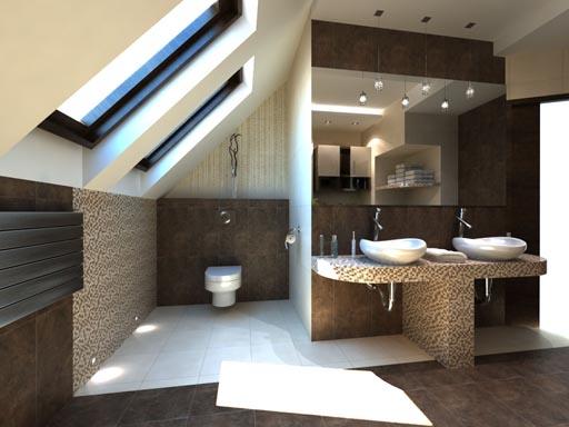 3D návrh kúpelní - Obrázok č. 57