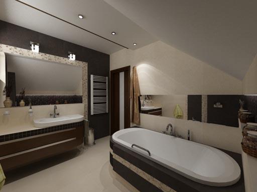 3D návrh kúpelní - Obrázok č. 53