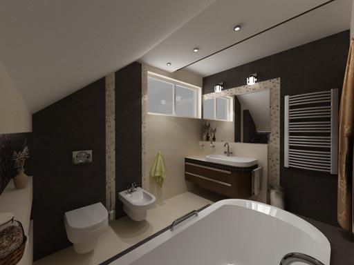 3D návrh kúpelní - Obrázok č. 54