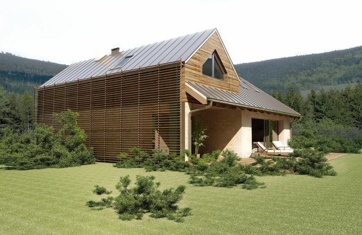 3D návrh domu - Obrázok č. 49