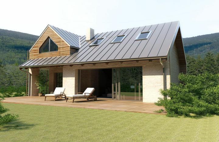 3D návrh domu - Obrázok č. 50
