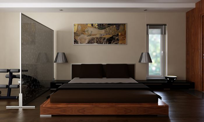 3D návrh spálni - Obrázok č. 17