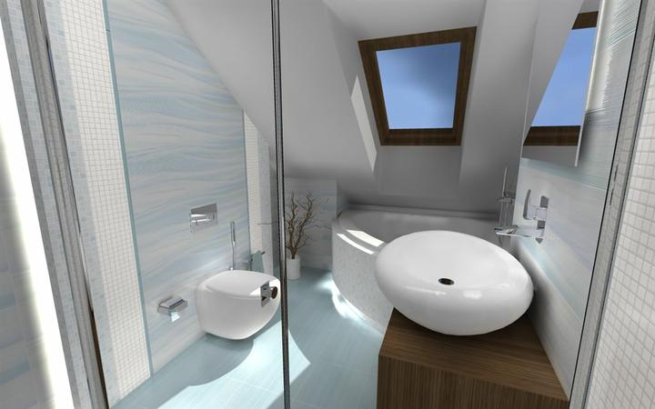 3D návrh kúpelní - Obrázok č. 69