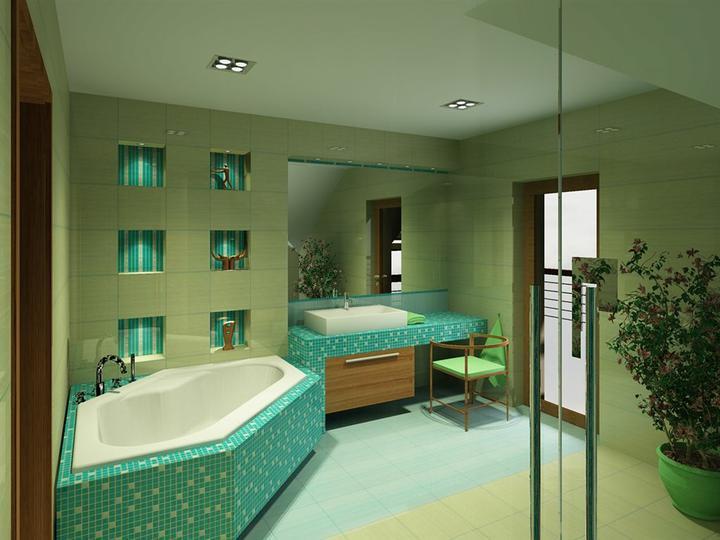 3D návrh kúpelní - Obrázok č. 67
