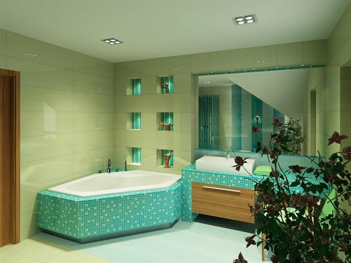 3D návrh kúpelní - Obrázok č. 68
